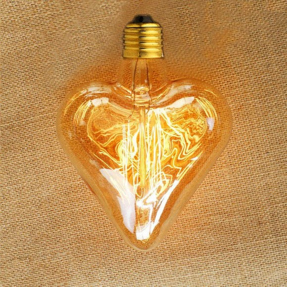 EDISON žiarovka HEART E27 40W 150lm 3 580x580 AKCIE !