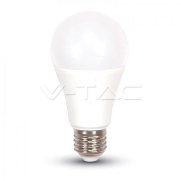 Stmievateľná LED žiarovka E27 9W Denná biela 806lm 580x580 AKCIE !