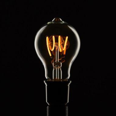 Edison Soft žiarovka Classic E27 200lm 6W Teplá biela stmievateľná AKCIE !