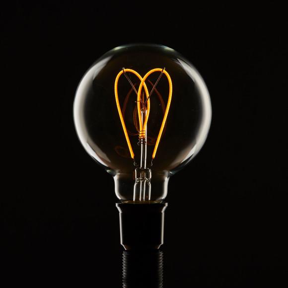 Edison Soft žiarovka Double Shines E27 200lm 6W Teplá biela stmievateľná 2 580x580 AKCIE !