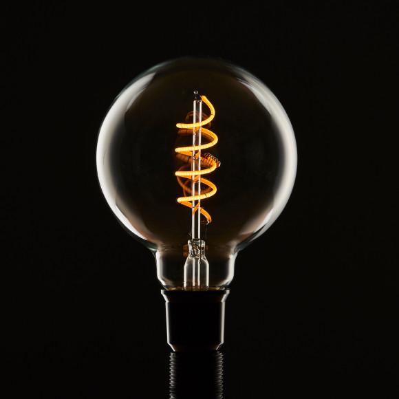 Edison Soft žiarovka Spiral Shines E27 200lm 6W Teplá biela stmievateľná 4 580x580 AKCIE !