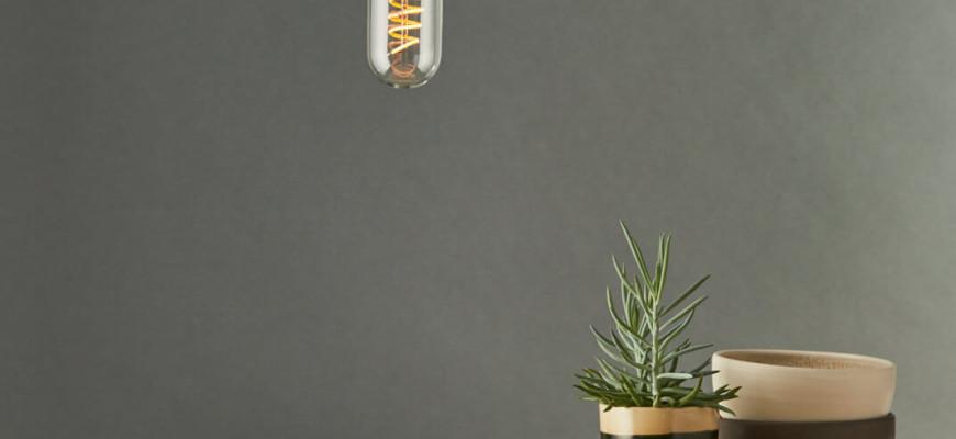 Moderné svietidlá a žiarovky