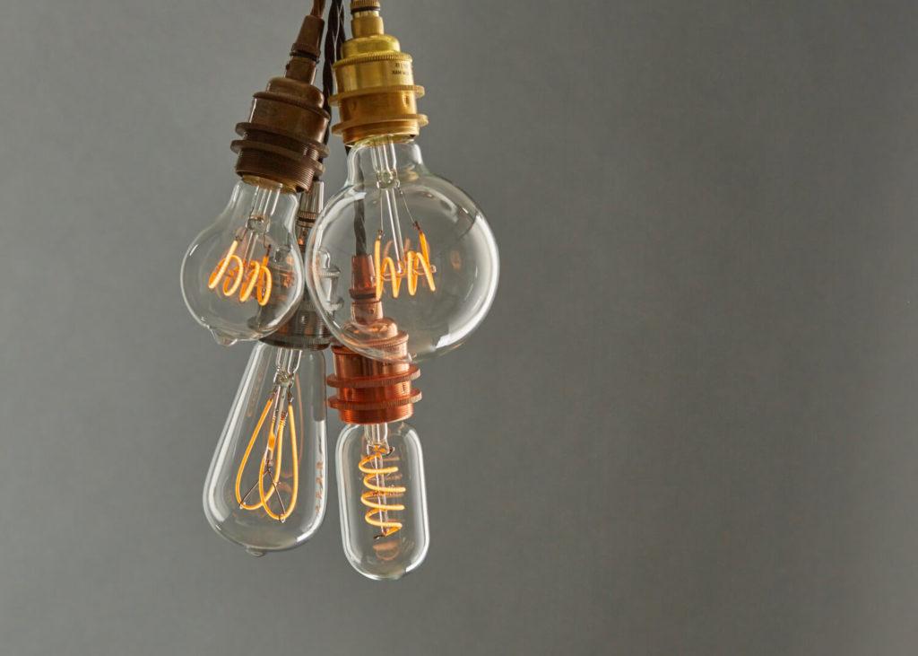 Edison Soft žiarovka je dekoračná žiarovka 1024x731 Edison Soft žiarovka Spiral Globus, E27, 200lm, 6W, Teplá biela, stmievateľná