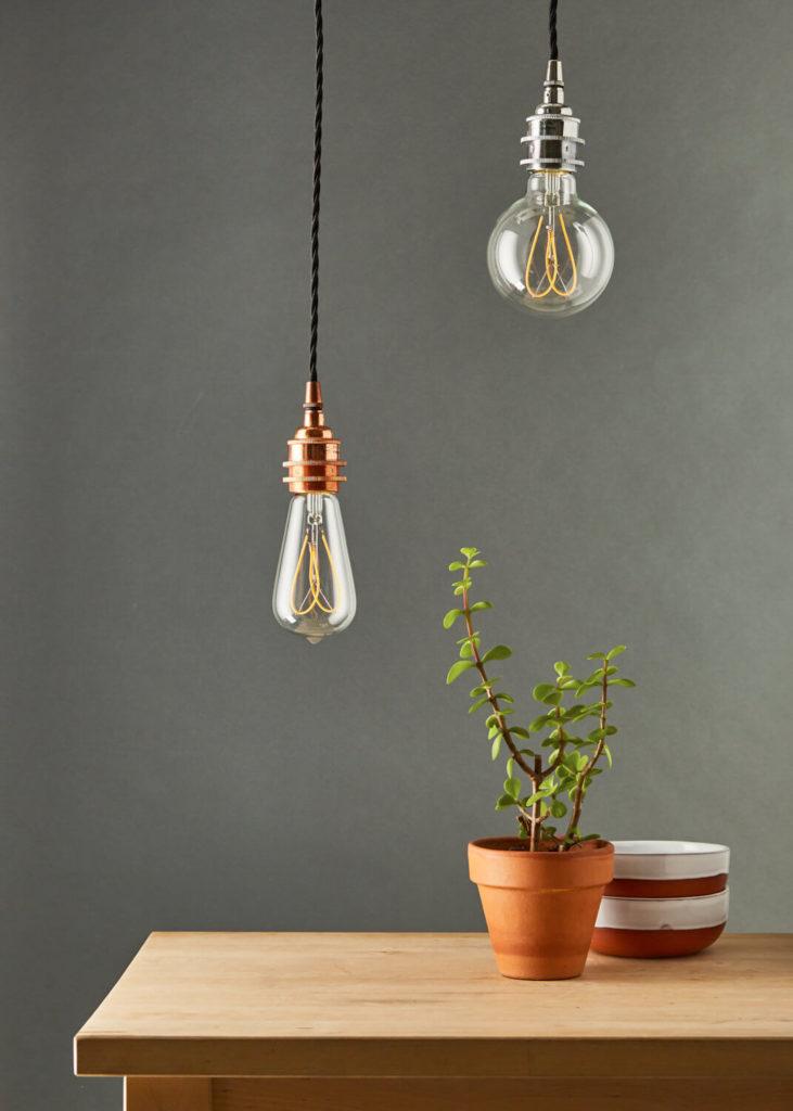 Vlákno žiarovky s novou LED technológiou 731x1024 Edison Soft žiarovka Spiral Globus, E27, 200lm, 6W, Teplá biela, stmievateľná
