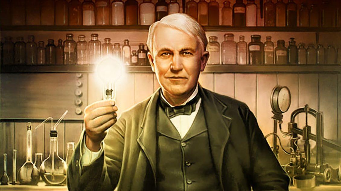 Thomas Alva Edison - prečo Edisonova žiarovka?