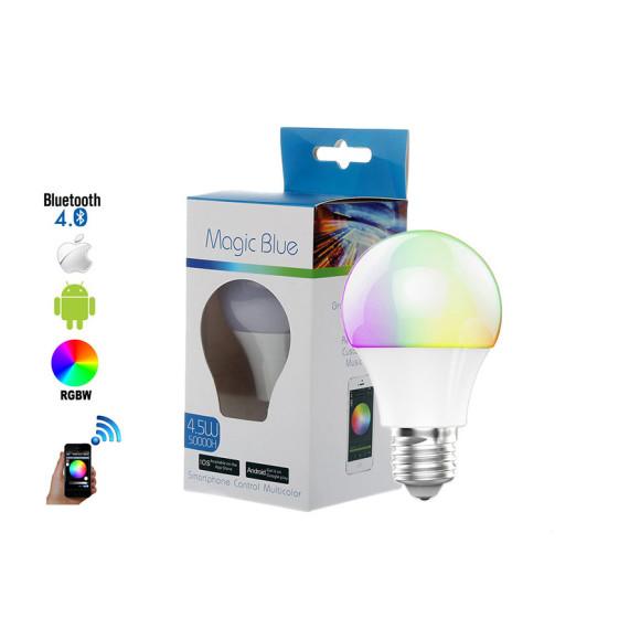 Inteligentná LED Bluetooth žiarovka Classic E27 4.5W1 580x580 AKCIE !