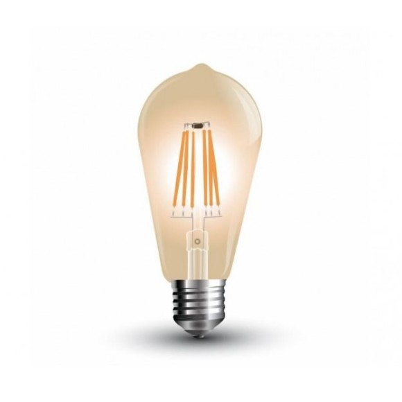 FILAMENT žiarovka Teardrop E27 4W 300lm Teplá biela Stmievateľná 1 580x580 AKCIE !