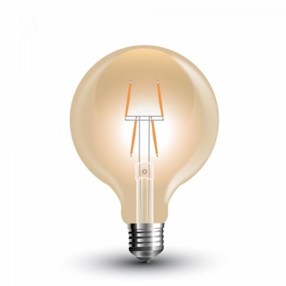 FILAMENT žiarovka Geometric Shines E27 4W 400lm Teplá biela 580x580 AKCIE !