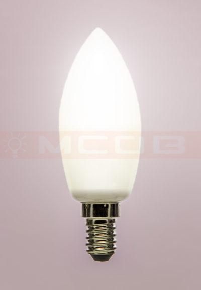 MCOB Crystal LED žiarovky sú odpoveďou na tepelný problém SMD diód1
