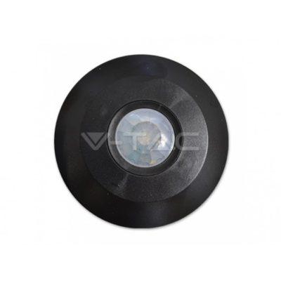 Pohybový senzor plochý prisadený v čiernej farbe1
