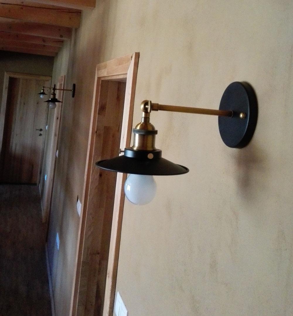 Realizácia Klienta Historické nástenné a závesné svietidlá 1 1 Realizácia Klienta   Historické nástenné a závesné svietidlá