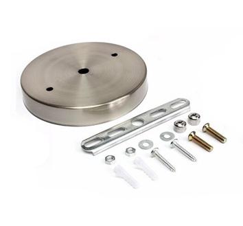 Závesný-okrúhly-stropný-držiak-•-kovový-•-niklová1