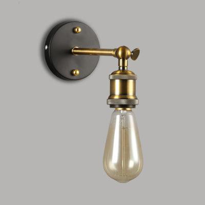 Historické nástenné svietidlo Vintage je svietidlo určené na stenu.Svietidlo je vhodné do obývacej izby, kuchyne, jedálne.