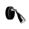 Jednoduché 4.5W LED nástenné svietidlo vysokej kvality určené do domácnosti. Moderné LED nástenné svietidlá vysokej kvality.