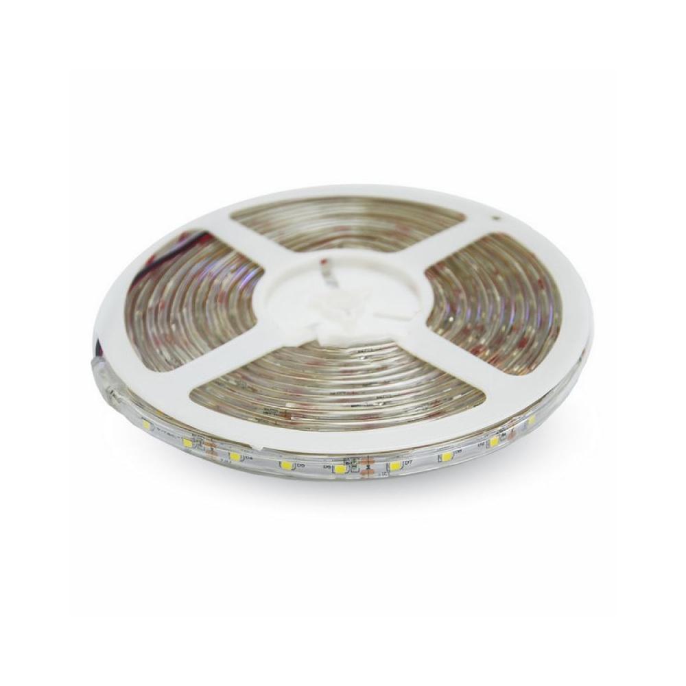 Exteriérový LED Pás, SMD3528, 60 LED, Zelená, balenie 5 metrov