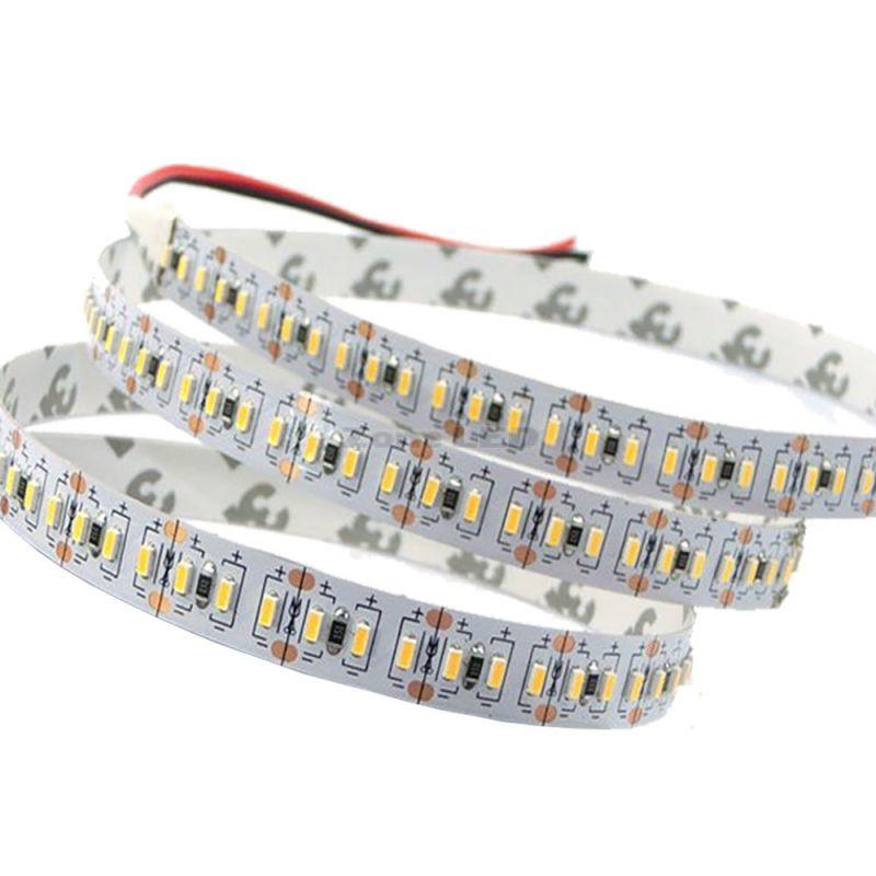 Interiérový LED Pás. LED pásy majú vďaka samolepiacej spodnej strane široké použitie hlavne v domácnosti a interiéri
