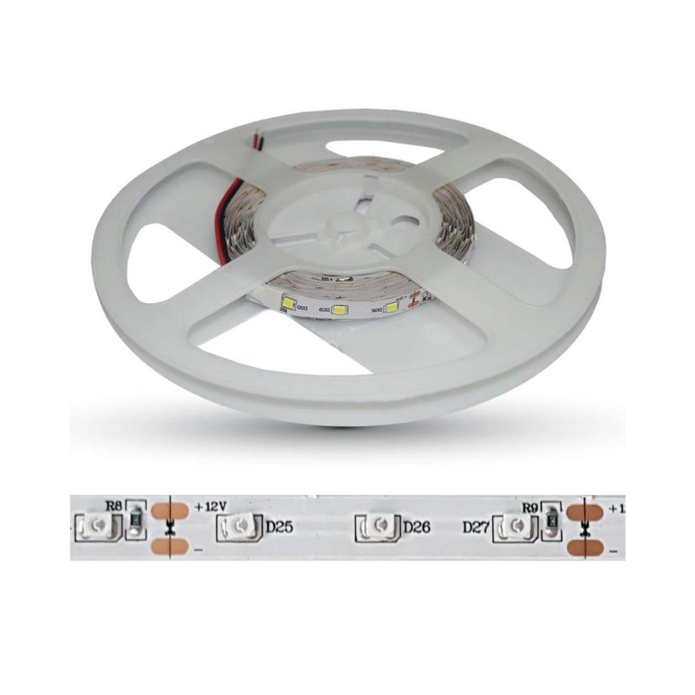 Interiérový LED Pás. Pre dlhú životnosť a správnu funkciu je nutné umiestniť LED pás do hliníkového profilu