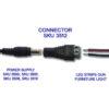 Konektor pre LED pás