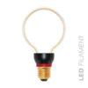 Umelecká LED ART žiarovka. Odporúčajú sa použiť pri špeciálnych eventoch, oslavách ako dekoračné umelecké osvetlenie.