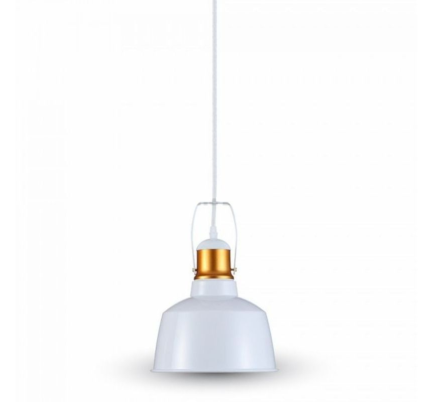 Hliníkové historické svietidlo závesné, biela farba. Historické závesné svietidlá sú dnes zárukou obdivu v každej domácnosti (1)Hliníkové historické svietidlo závesné, biela farba. Historické závesné svietidlá sú dnes zárukou obdivu v každej domácnosti (1)