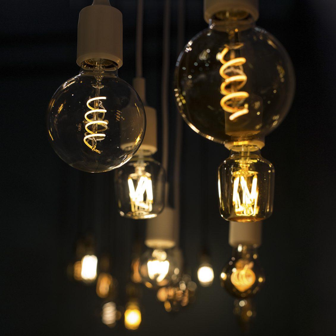 Kolekcia SOFT EDISON. Samozrejme, všetci milujeme starú Edison