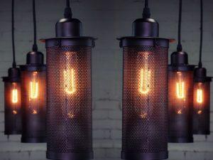 Priemyselné industriálne svietidlá