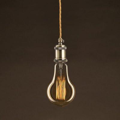 EDISON žiarovka - DECOR DROP - E27, 30W, 60lm (2)