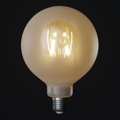 LED žiarovka Filament - Tattoo Lamp® Otto, 4W, E27, 420lm (2)