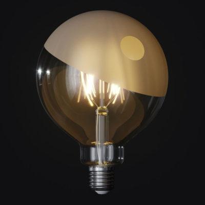 LED žiarovka Filament - Tattoo Lamp® Pio, 4W, E27, 420lm (2)