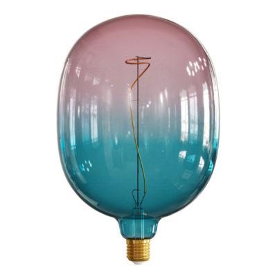 Farebná LED žiarovka DREAM EGG - E27, 4W, 100lm, Stmievateľná
