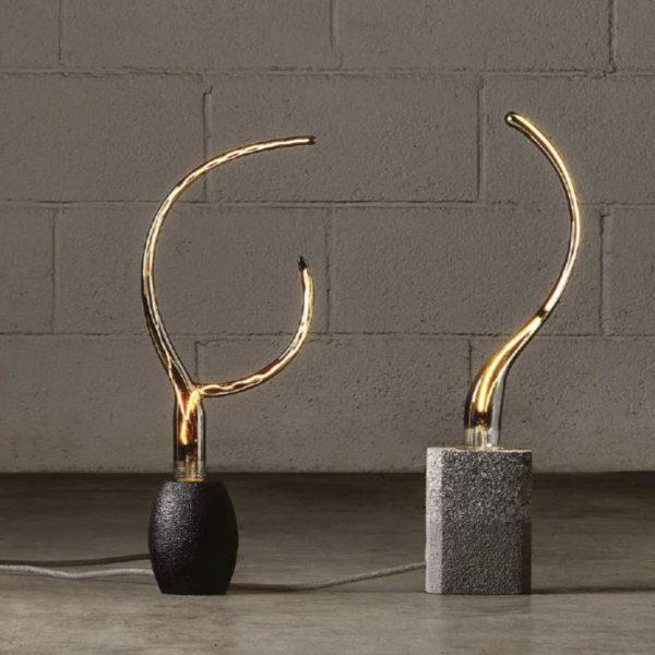 Kolekcia umeleckých LED žiaroviek