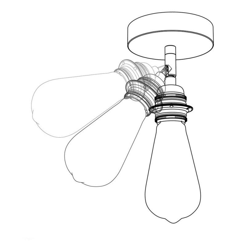 pripojiť svetlo k stropu ventilátora