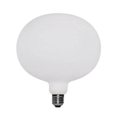 LED porcelánová žiarovka Delo 6W E27 | Daylight Italia