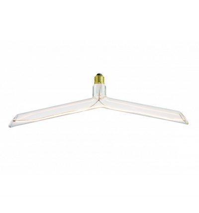 Umelecká Led žiarovka HANGER, 4W, E27, 150lm, Stmievateľná