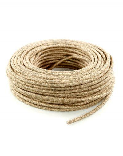 Kábel-dvojžilový-v-podobe-retro-lana-juta-2-x-0.75mm-1-meter-1-1