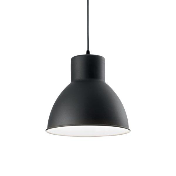 Štýlové závesné svietidlo METRO SP1 v čiernej farbe | Ideal Lux