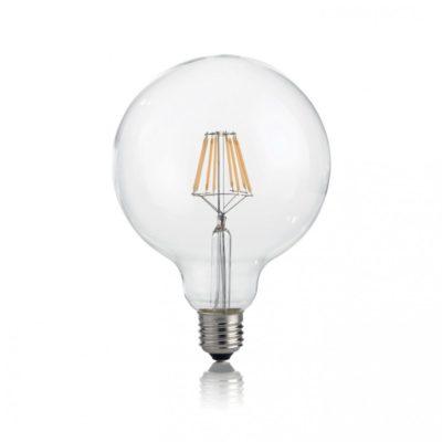 Žiarovka Filament GLOBO, E27, 8W, 810lm, Stmievateľná, Teplá biela