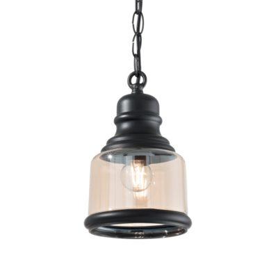 Historické sklenené svietidlo HANSEL SP1 SQUARE | Ideal Lux