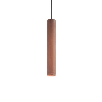Moderné kuchynské visiace svietidlo LOOK SP1 SMALL v hrdzavej farbe
