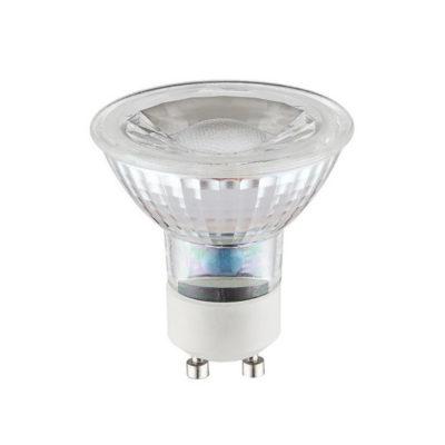 LED žiarovka GU10, 5W, Teplá biela, 400lm | Ideal Lux