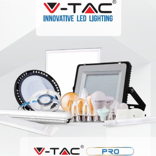 VTAC katalog svietidiel a žiaroviek