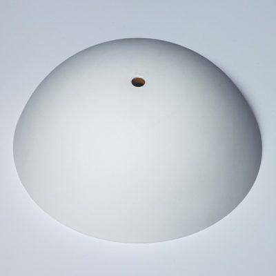 Stropná krytka káblov pre závesné svietidlo - Cable Cup® v bielej farbe