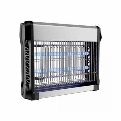 Elektrická lampa proti hmyzu, zabiják hmyzu, 2x10W..