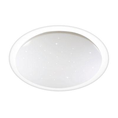 Kruhové LED stropné dizajnové svietidlo 60W, Stmievateľné, 3 farby, diaľkové ovládanie + aplikácie, 4200lm