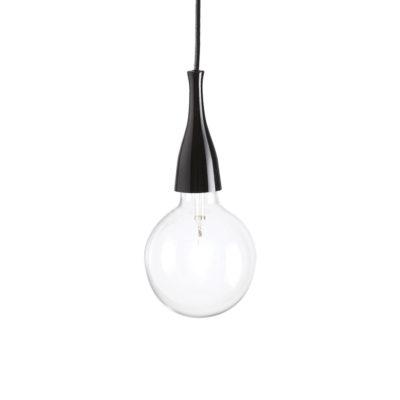 Moderné štýlové svietidlo v čiernej farbe MINIMAL SP1 | Ideal Lux