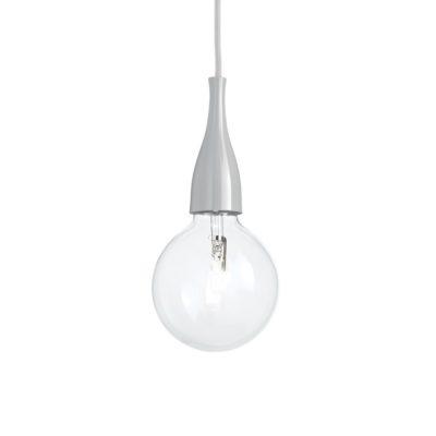 Moderné štýlové svietidlo v šedej farbe MINIMAL SP1 | Ideal Lux