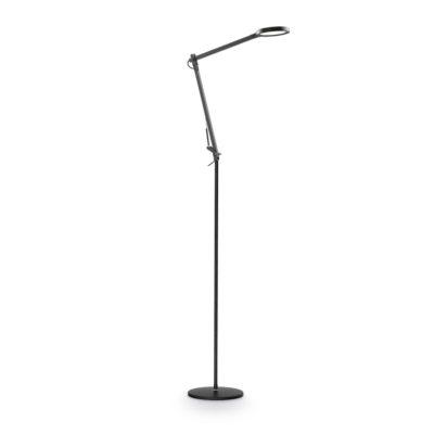 Podlahová dizajnová lampa FUTURA PT NERO | Ideal Lux