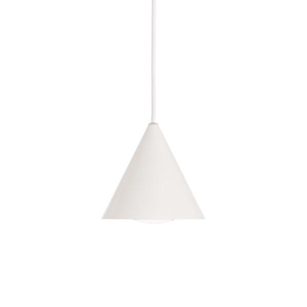 Svietidlo v modernom dizajne v bielej farbe A-LINE SP1 D13   Ideal Lux