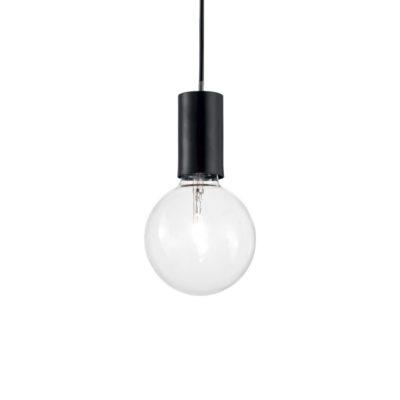 Závesné svietidlo v čiernej farbe HUGO SP1 | Ideal Lux