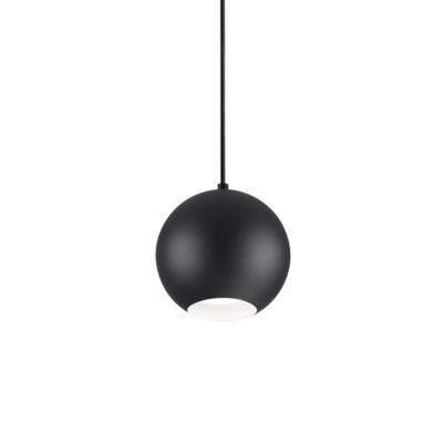 Závesné svietidlo v čiernej farbe MR JACK SP1 BIG | Ideal Lux